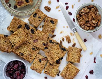 Peacan-&-Cranberry-Flap-Jack-Bowl-&-Whisk