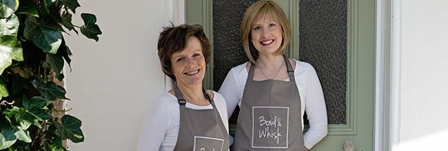Hello, and welcome to the home of Bowl & Whisk!