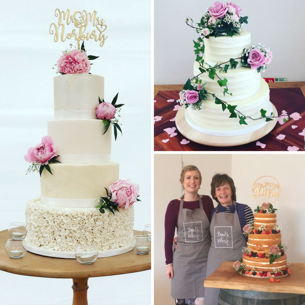 Bowl and Whisk | Artisan and Wedding Cakes | Wedding Cakes