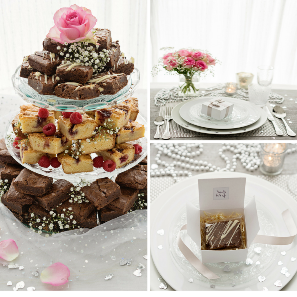 Bowl and Whisk | Artisan and Wedding Cakes | 3-Tier Cake Stand